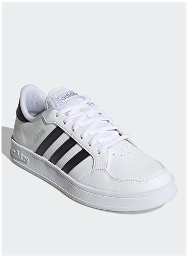 adidas adidas FX8724 BREAKNET Kadın Lifestyle Ayakkabı Beyaz